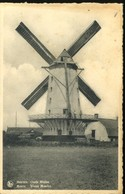 Meenen Menin Vieux Moulin Oude Molen Nels Animée 1950 - Menen