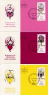 ISRAEL, 1978, Maxi-Card(s), Protected Wild Irises, SG741-743, F5264 - Maximum Cards