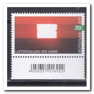 Duitsland 2019, Postfris MNH, Air Reflection Of The Sun - [7] West-Duitsland
