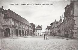 Hte Saône Gray - Gray
