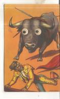 Corrida, Illustrateur : Jaavedra (yeux En Mouvement) Taureau, Matador - Corrida