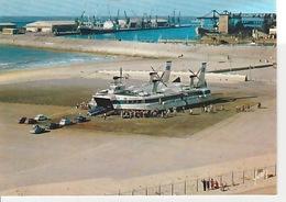 19 / 12 / 418. -   BOULOGNE-LE-PORTEL  ( 62 ). L' HOVERPORT  -  C P M. - Boulogne Sur Mer