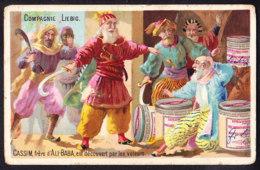CHROMO LIEBIG S104 Ali Baba Cassim Fata Morgana - Liebig