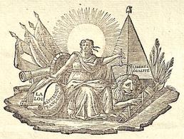 Héraldique Belfort An 4 - 19.6.1796 Henri Germain Vernerey Commandant Amovible De La Place - 1701-1800: Précurseurs XVIII