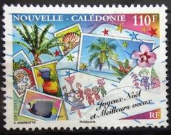 NOUVELLE CALEDONIE                     N° 1201                        OBLITERE - Nouvelle-Calédonie