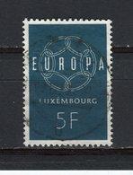 LUXEMBOURG - Y&T N° 568° - Europa - Usati