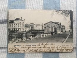 BRUXELLES PORTE DE NINOVE  1905 - Bruxelles-ville