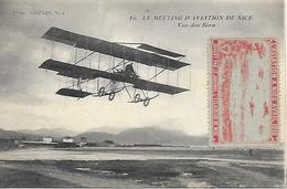 06)  NICE  - Le Meeting D' Aviation De Nice  - Van Den Born - Transport Aérien - Aéroport