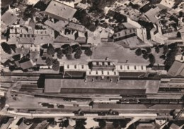 Bergerac - Vue Aérienne De La Gare. - Bergerac