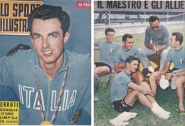 LO SPORT ILLUSTRATO 1960/36 BERRUTI CICLISMO OLIMPIADI LOI FERRARI . - Altri