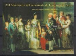 Guinée  équatoriale - 1996 - Bloc Feuillet BF N°Yv. 9 - Goya - Neuf Luxe ** / MNH / Postfrisch - Künste