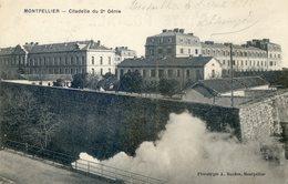 282B..  .Citadelle Du 2ème Génie - Montpellier