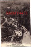 CPA - USSEL 19 Corrèze - Usine Hydro-Electrique De La Bessette En 1915 - Col. EYBOULET  Frères - Ussel