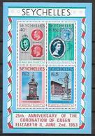 Seychelles N° Bloc 10 YVERT NEUF ** - Seychelles (1976-...)