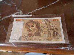 FRANCE   1991   -  100  FRANCS  BILLET  - UNC / NEUF - 1962-1997 ''Francs''