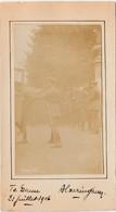 Alveringhem, Alveringem, Te Deum, 1916 - Alveringem