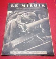 WW2 Le Miroir N°5 1 Octobre 1939 Guerre En Pologne, Hitler En Pologne,Chars D'assaut Français,Guerre Au Jour Le Jour - Riviste & Giornali