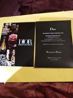 Carte Maison Du Parfum En Italien Rare - Cartes Parfumées