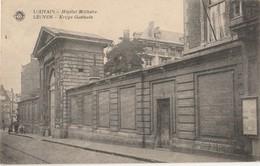 Leuven, Louvain, Krijgsgasthuis, 2 Scans - Leuven