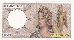 Lot De 5 Billets Fictifs Echantillon - Carquefou