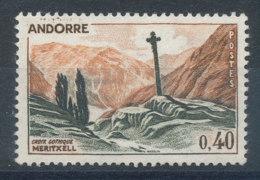 Andorre N°159A** Croix De Meritxell - Nuovi