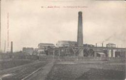 Anzin - La Fabrique Des Briquettes - Anzin