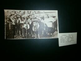"""KEERBERGEN. Fanfare """"De Eendracht"""" - Documents Historiques"""