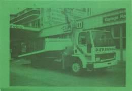 Belgique - Publicité - Advertising - Coxyde - Garage Rapide - Koninklijke Baan - Agence Ford - Koksijde