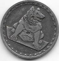 *notgeld  Aachen  25 Pfennig 1920   Fe 54.26/ F 1.10 - [ 2] 1871-1918 : Impero Tedesco