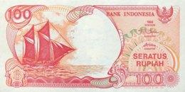 Indonesia 100 Rupiah, P-127c (1992/1994) - UNC - Indonesien