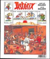 NB - [154594]TB//**/Mnh-Belgique 2005 - BL123, Astérix, Le Bloc, Bandes Dessinées, Art, SNC - Cómics