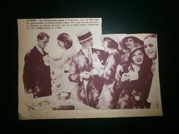 ECAUSSINES. Huwelijksmaaltijd - Historical Documents