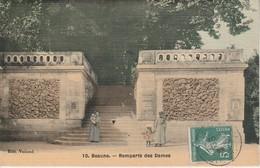 21 - BEAUNE - Remparts Des Dames - Beaune