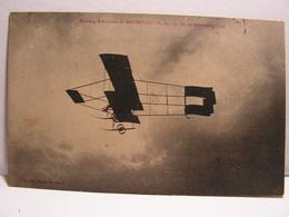 CPA 59 NORD MEETING AVIATION DE MAUBEUGE SEPTEMBRE 1910 AVION  BIPLAN 683 - Maubeuge