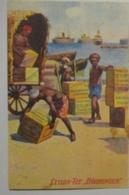 Werbung Reklame Ceylon Tee Böhringer Ca. 1910 (keine AK) (21692) - Publicité