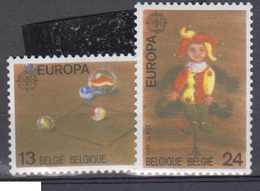 BELGIQUE    1989          EUROPA   N °      2323 / 2324       COTE     6 € 00        ( E 31 ) - Neufs