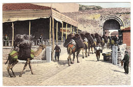 CONSTANTINOPLE - ISTANBUL - Les Murailles Terrestres De Stamboul - Ed. Rochat, Constantinople, N° 44 - Turchia