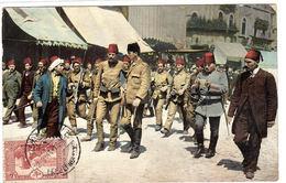TURQUIE - Un Réactionnaire Conduit Au Poste - Turchia