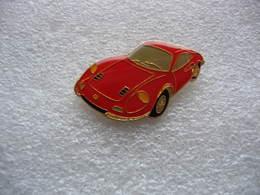 Pin's Voiture De Marque FERARRI - Ferrari