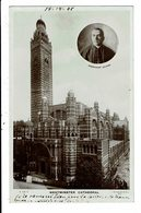 CPA-Carte Postale-Royaume Uni-Westminster Cathedral- Archbishop Bourne -1905 VM10856 - Westminster Abbey