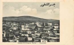 SYRIE DJESSIR EL CHOGOUR PANORAMA - Siria
