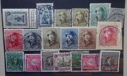BELGIE   1915   Lotje  Gestempeld   Tussen Nr. 164 En 186   Zie Foto - 1915-1920 Albert I