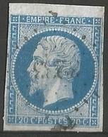 FRANCE - Oblitération Petits Chiffres LP 3233 St-PAULIEN (Haute-Loire) - 1849-1876: Période Classique