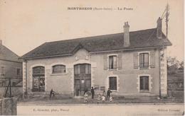 70 - MONTBOZON - LA POSTE - Sonstige Gemeinden