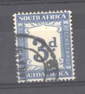 Afrique Du Sud  -  Taxes  :  Yv  15  (o) - Postage Due