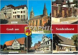 CPM Sendenhorst - Saluti Da.../ Gruss Aus...