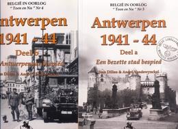 Antwerpen Bezetting 2de Wereldoorlog - 1939-45