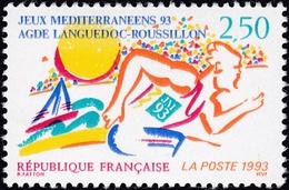 FRANCE, 1993, Jeux Méditerranéens (Yvert 2795 ) - France
