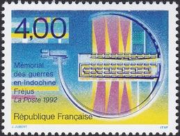 FRANCE, 1993, Mémorial De Guerre En Indochine (Yvert 2791 ) - France