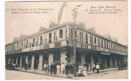 TRIN-28   TRINIDAD : PORT OF SPAIN : New Hotel Miranda ( 21,Henry Street ) - Trinidad